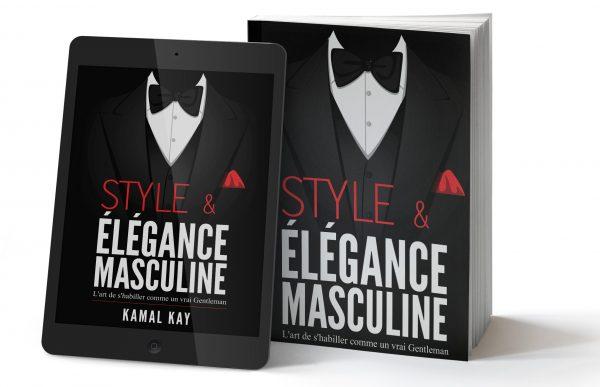 Livre style masculin