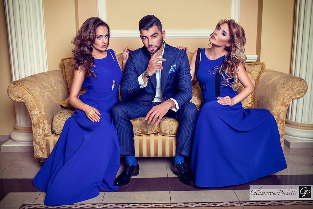 Glamorous-pochette-bleu