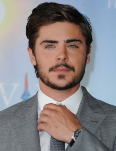 Barbe-mode-Zac-Effron