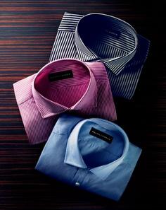 Chemise-habillée-col-écarté