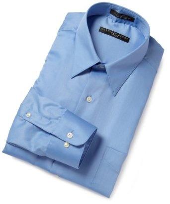 Chemise-habillée-col-droit