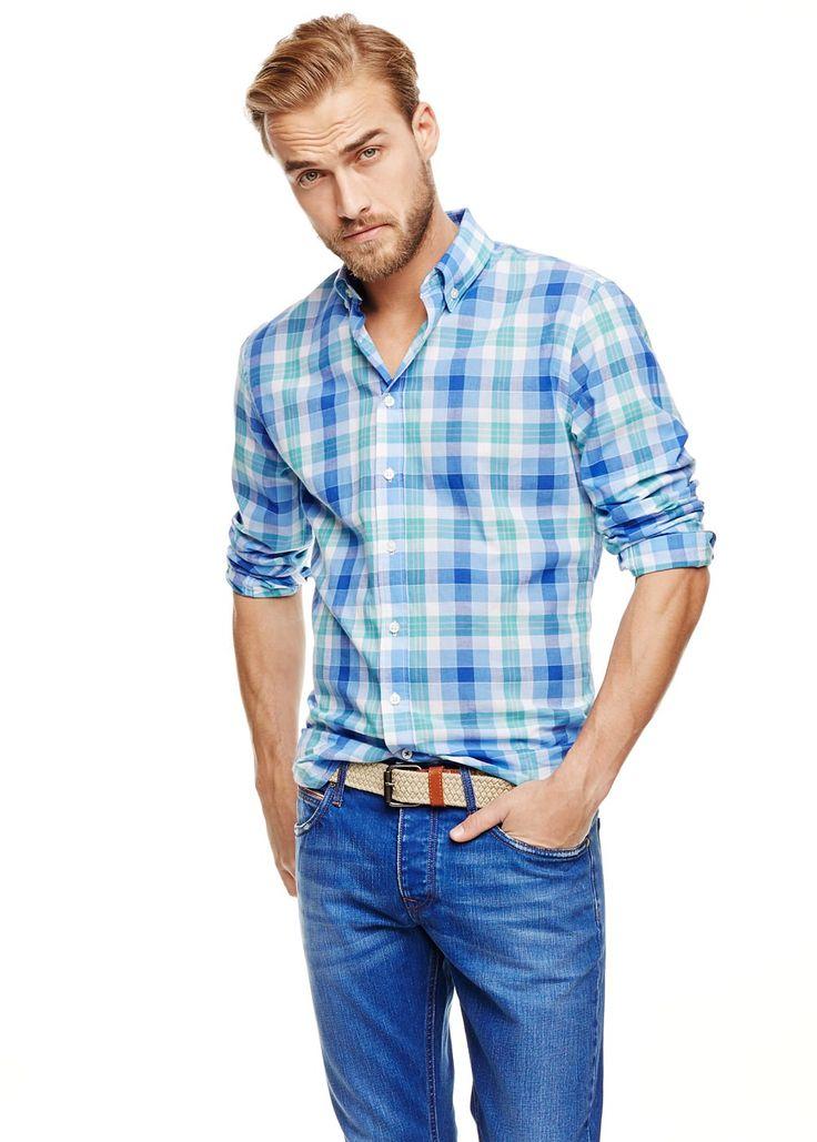 Comment Bien Choisir Sa Chemise A Carreaux Pour Homme