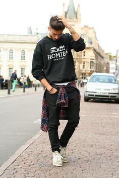 chemise-carreaux-grunge
