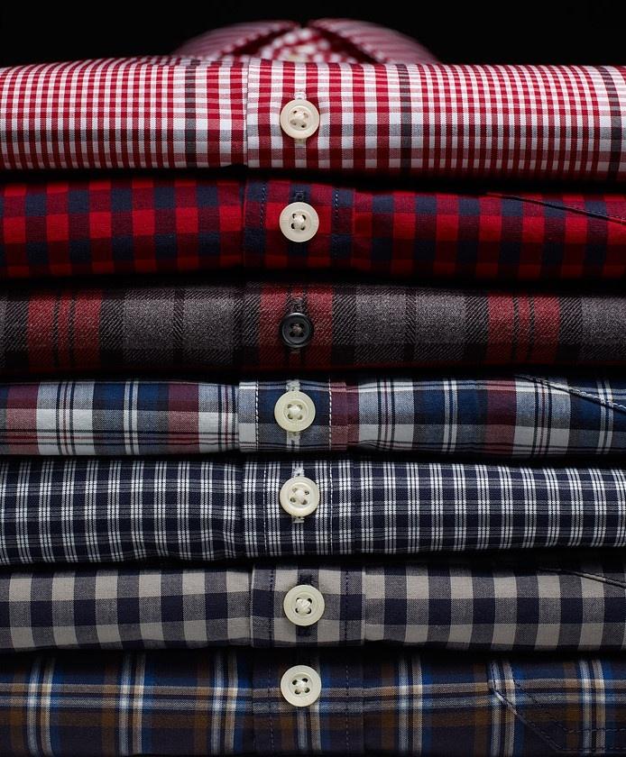 comment bien choisir sa chemise carreaux pour homme. Black Bedroom Furniture Sets. Home Design Ideas