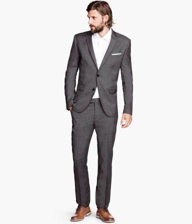Minimalist suit