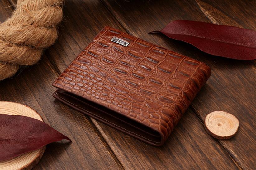 Comment choisir portefeuille pour homme
